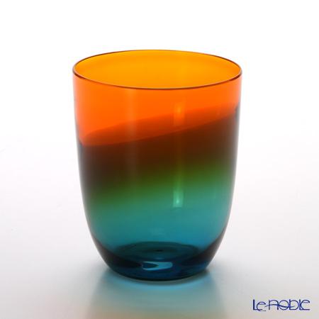 ナソン&モレッティ タンブラー オレンジブルー B2LAT12