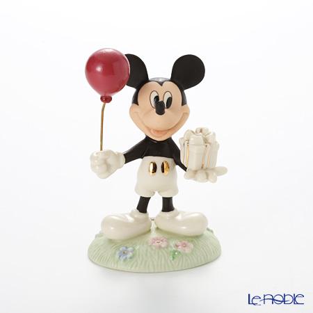 レノックス ディズニーフィギュリン ミッキー&フレンズ ミッキーズ バースディギフト 3LNL802-879