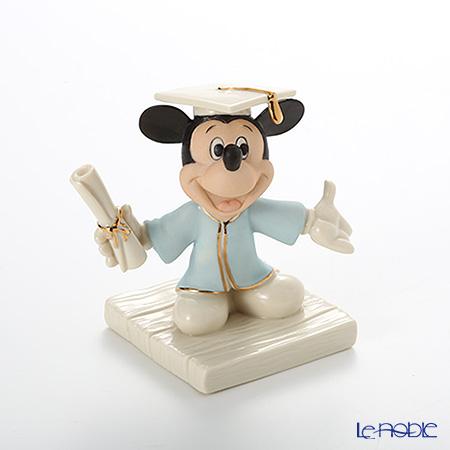 レノックス ディズニーフィギュリン ミッキー&フレンズ ミッキーズ グラジュエーションデイ 3LNL802-880