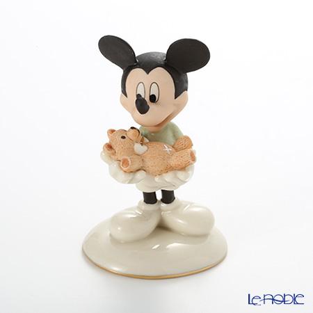 Lenox 'Disney - Mickey Mouse's Well Wishes (Teddy Bear)' 3LNL802-881 Figurine H12cm