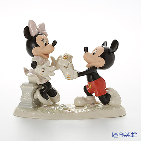 Lenox Mickey and Minnie's Dream Wedding Minnie's Dream Proposal 3LNL809-971