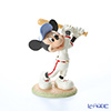 Lenox 'Disney - Mickey Mouse Up at Bat (Baseball)' 3LNL812-888 Figurine H14cm