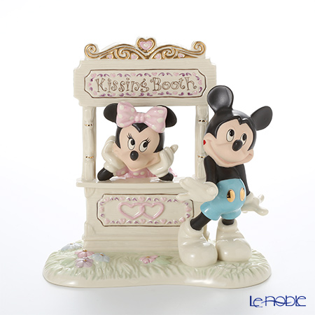 Lenox Mickey and Minnie Dating Kisses for Mickey 3LNL813-189
