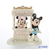 Lenox 'Disney - Mickey Mouse & Minnie Mouse / Kisses for Mickey (Kissing Booth)' 3LNL813-189 Figurine H20cm