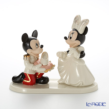 Lenox Mickey and Minnie's Dream Wedding Minnie's Prince Charming 3LNL819-212