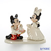Lenox 'Disney - Mickey Mouse & Minnie Mouse / Minnie's Prince Charming (Cinderella Slipper)' 3LNL819-212 Figurine H17.5cm