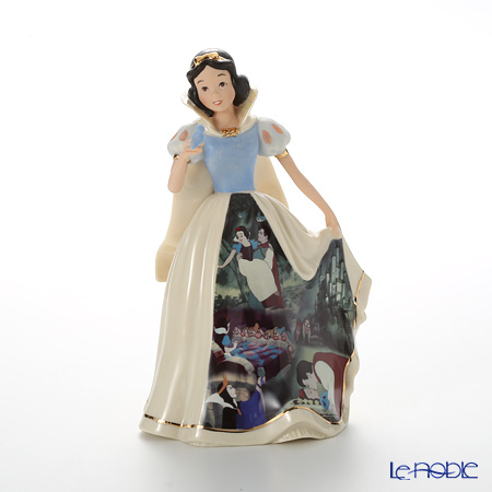 Lenox 'Disney Princess - Snow White's Song (Snow White and the Seven Dwarfs)' 3LNL823-273 Figurine H20cm