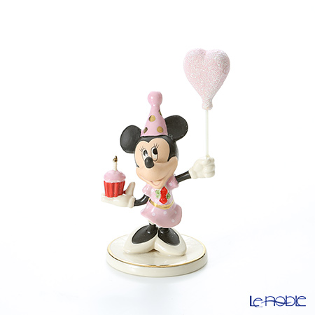 Lenox Mickey and Friends Disney's Birthday Cheer from Minnie Mouse Figurine 3LNL827-440