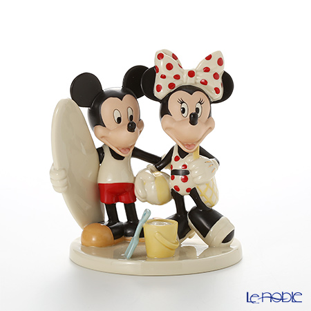 Lenox Mickey and Minnie Dating Mickey and Minnie's Fun in the Sun 3LNL830-094