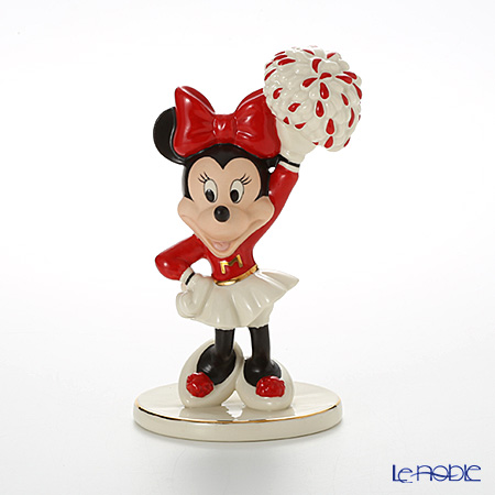 Lenox Mickey and Minnie Sports Mouseketeer Cheer 3LNL830-096