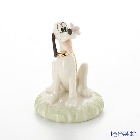 Lenox 'Disney - A Friend For Pluto' 3LNL833-321 Figurine H8cm