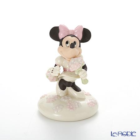 Lenox 'Disney - Blooms for Minnie Mouse (Flower Bouquet)' 3LNL833-323 Figurine H8cm