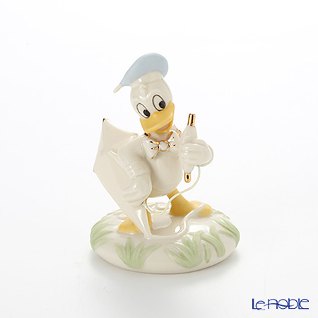 Lenox 'Disney - Flying High with Donald Duck (Kite)' 3LNL833-325 Figurine H9cm