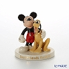 Lenox 'Disney - Mickey Mouse & Pluto / Mouse's Best Friend' 3LNL835-970 Figurine H12cm
