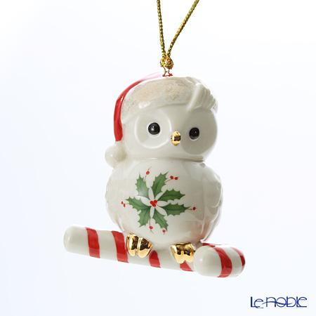 Lenox Ornaments Happy Holidays Owl Ornament 838333