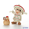 Lenox 'Disney - Feliz Navidad Mickey Mouse (Mexican)' 3LNL839-656 Figurine (set of 2)