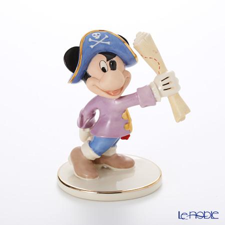 レノックス ディズニーフィギュリン ミッキー&フレンズ アホイ ミッキー 3LNL843-558