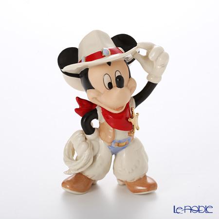 Lenox 'Disney - Rodeo Mickey Mouse (Western)' 3LNL843-562 Figurine H12cm