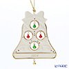 Lenox 'Jolly Jingle Bell' [2014] 846970 Christmas Ornament L10cm