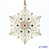 Lenox 'China Jewels - Snowflake' 846982 Ornament