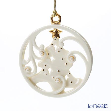 Lenox 'Winter Wonderland - Tree' 847014 Christmas Ornament 8cm