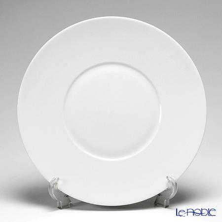 J.L コケー ホライゾン ホワイト プレゼンテーションプレート 31.5cm