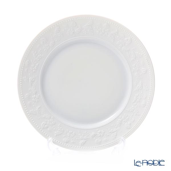 J.L コケー ジョージア ホワイト デザートプレート 21.5cm