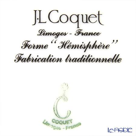 J.L.Coquet Hemisphere Satin Teacup & Saucer 23 cl