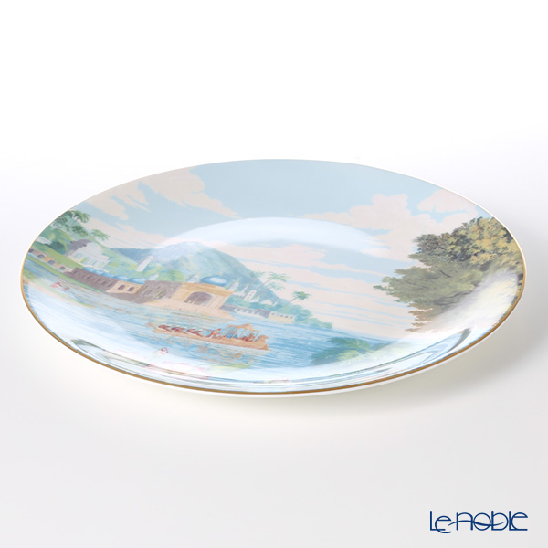 Roy Kirkham Blenheim Palace Indian Room China Collection 30 cm Plate