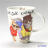 Roy Kirkham Louise Mug 400cc, Animal Fashions (cat)