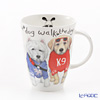 Roy Kirkham Animal Fashion Dog Louise Mug