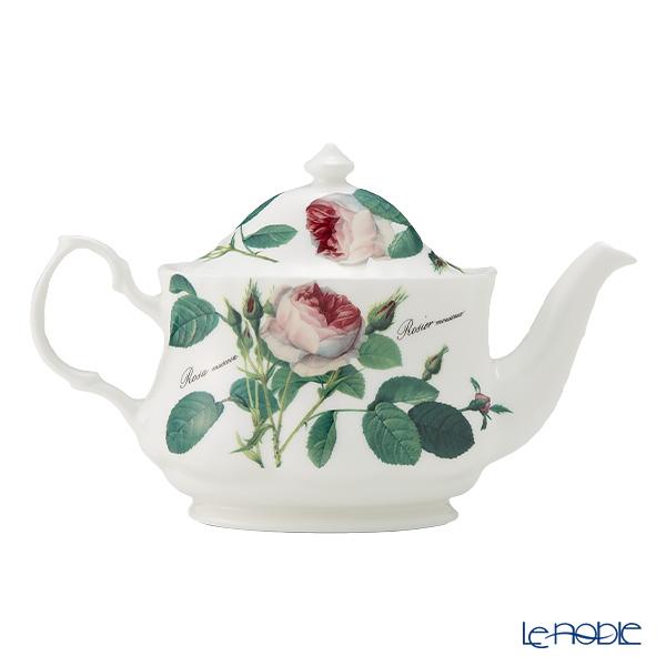 Roy Kirkham 'Redoute Rose (Flower)' Small Oval Tea Pot 600ml
