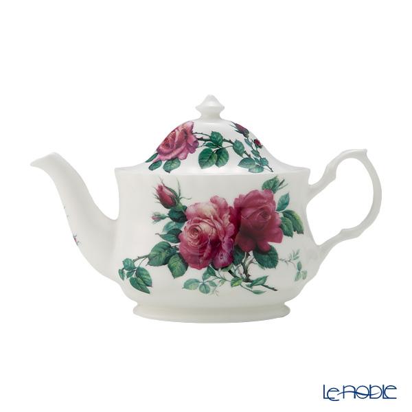 Roy Kirkham English Rose Small Oval Teapot 0.6 ltr