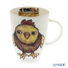 Roy Kirkham 'Shut the Gate - Chicken' Louise Beaker Mug 400ml