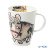 Roy Kirkham 'Shut the Gate - Horse' Louise Beaker Mug 400ml