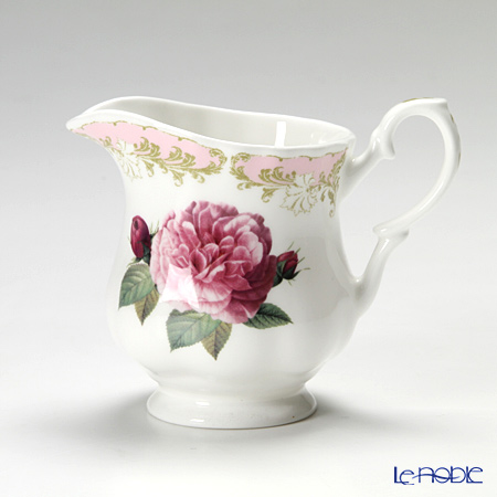 Roy Kirkham Vintage Rose Cream Jug 9cm 200ml