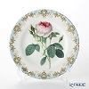 Roy car come blue vintage rose Tea plate 20 cm