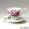 Roy Kirkham 'English Rose (Flower)' Standard Tea Cup & Saucer 230ml