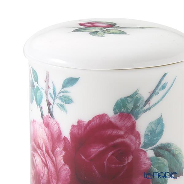 Roy Kirkham English Rose Infuser Mug, Red