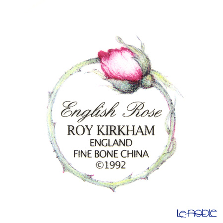 Roy Kirkham 'English Rose' Red Mug with Infuser & Lid 320ml
