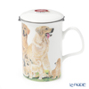 Roy Carkham Dog Collection (Labrador) Beaker with Strainer 320cc