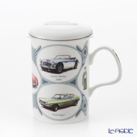Roy Kirkham Days Past Infuser Mug, car
