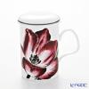 Roy Kirkham Botanica Infuser Mug, tulip