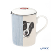 Roy CarCam dog Through the Door (Collie) Beaker with strainer, Lucy 325cc