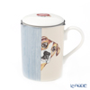 Roy CarCam dog Through the door (boxer) Beaker with strainer, Lucy 325cc