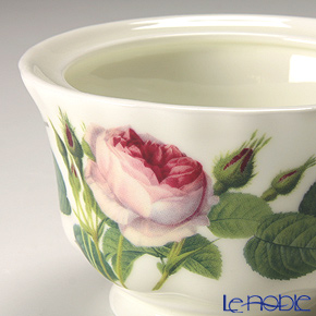 Roy Kirkham 'Redoute Rose' Covered Sugar Bowl