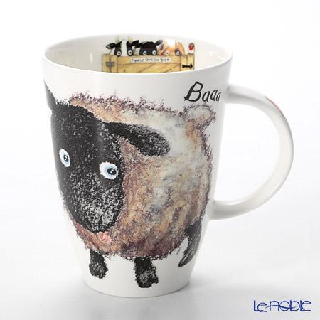 Roy Kirkham Please Shut The Gate Louise Mug, sheep