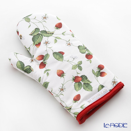 Roy Kirkham Alpine Strawberry Single Oven Glove