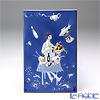 マイセン(Meissen) 陶板 青のメルヘン 930007/9p333魔法の食卓(額無)