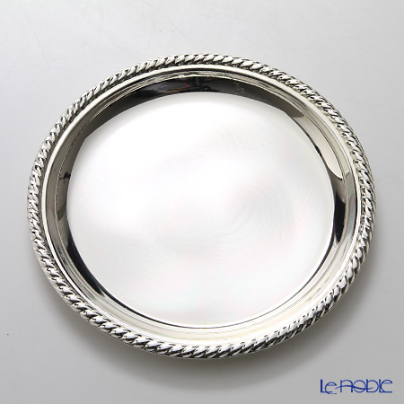 Adyrsa 'Silver' 220P Coaster 10cm